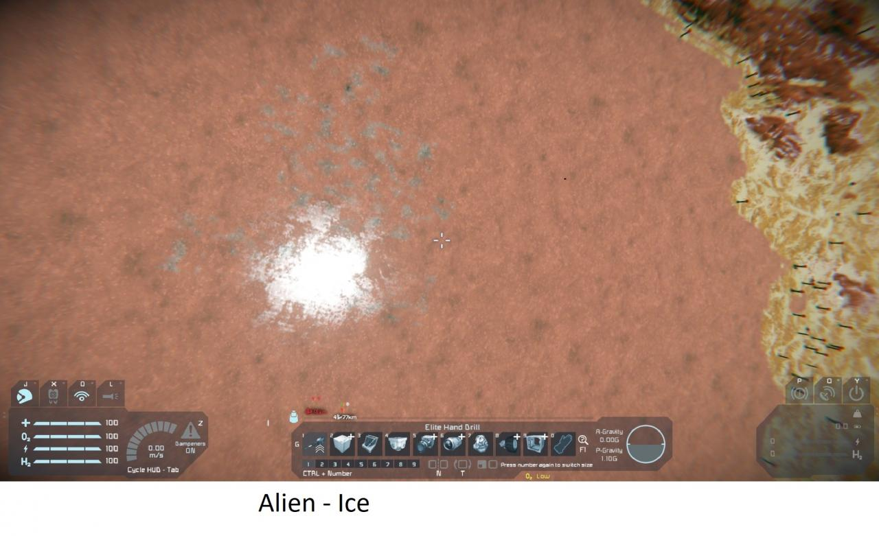 Space Engineers - How to Find Ores (Update)