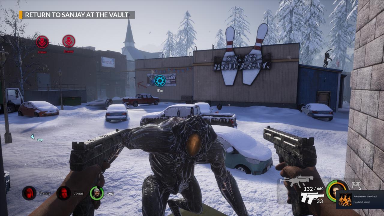Earthfall: 20 Mins to Get 50 Kills