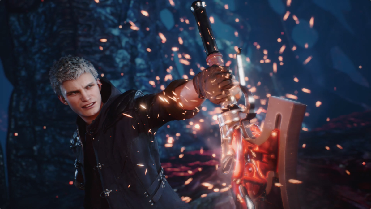 Devil May Cry 5: 100% Achievement