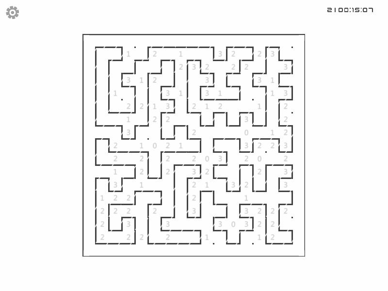 Slither Link: 15X15 Levels 1-10 Guide