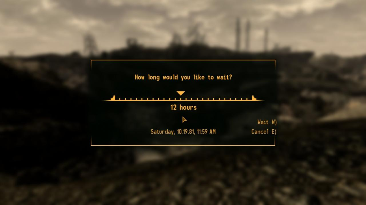 Fallout: New Vegas - How to Get to New Vegas at Lv.1