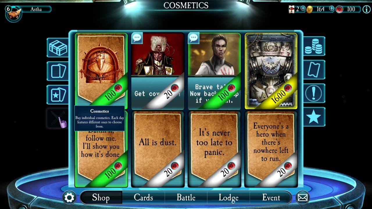 The Horus Heresy: Legions - Guide for Beginning