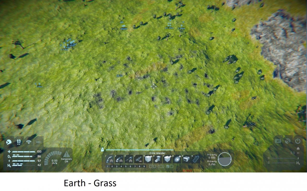 Space Engineers: How to Find Ores Post-Survival Update