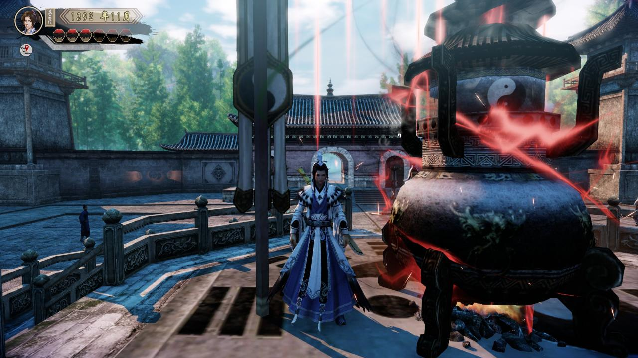 Wushu Chronicles: School and Sect Guide