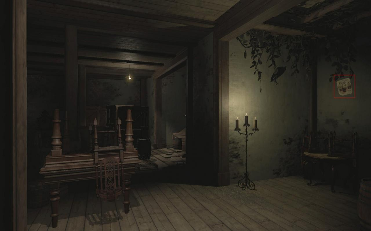 Layers of Fear: Collectibles Guide