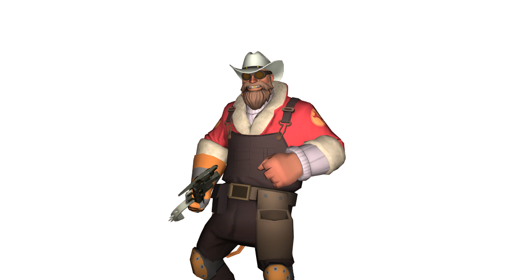 Team Fortress 2: Engineer Cosmetics Guide - SteamAH