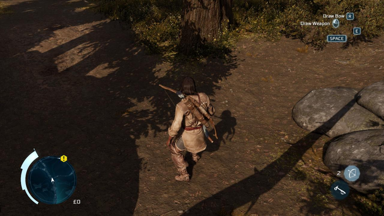 Assassin's Creed III Remastered: Better Shadow Quality Guide