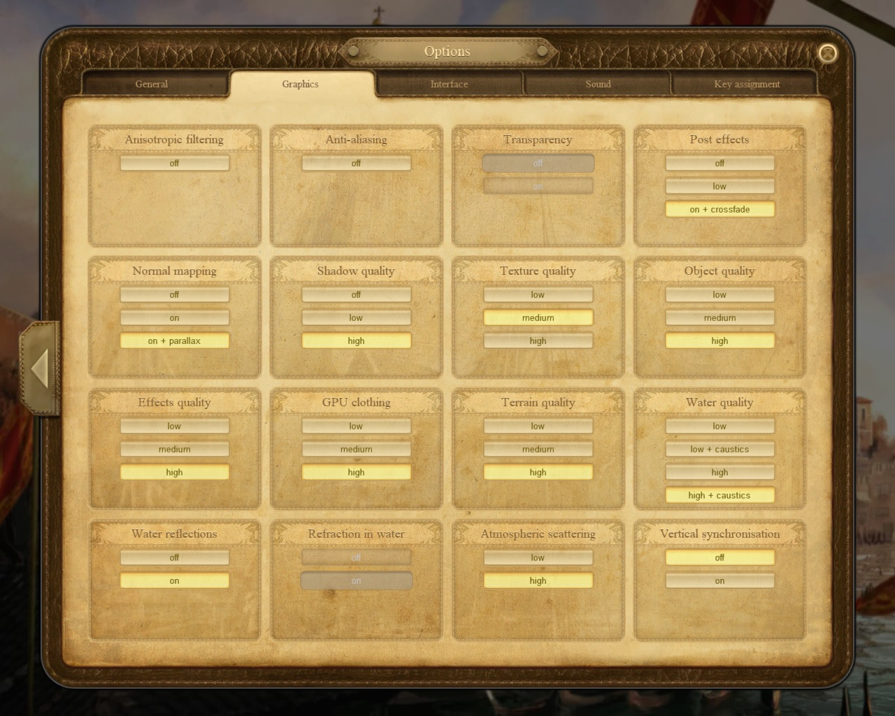 [FIXED]Anno 1404: Venice - CTD and Hourglass Issues