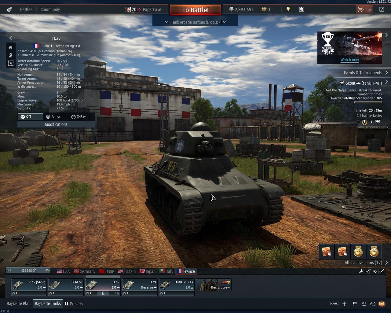 War Thunder: Starter Tank Guide