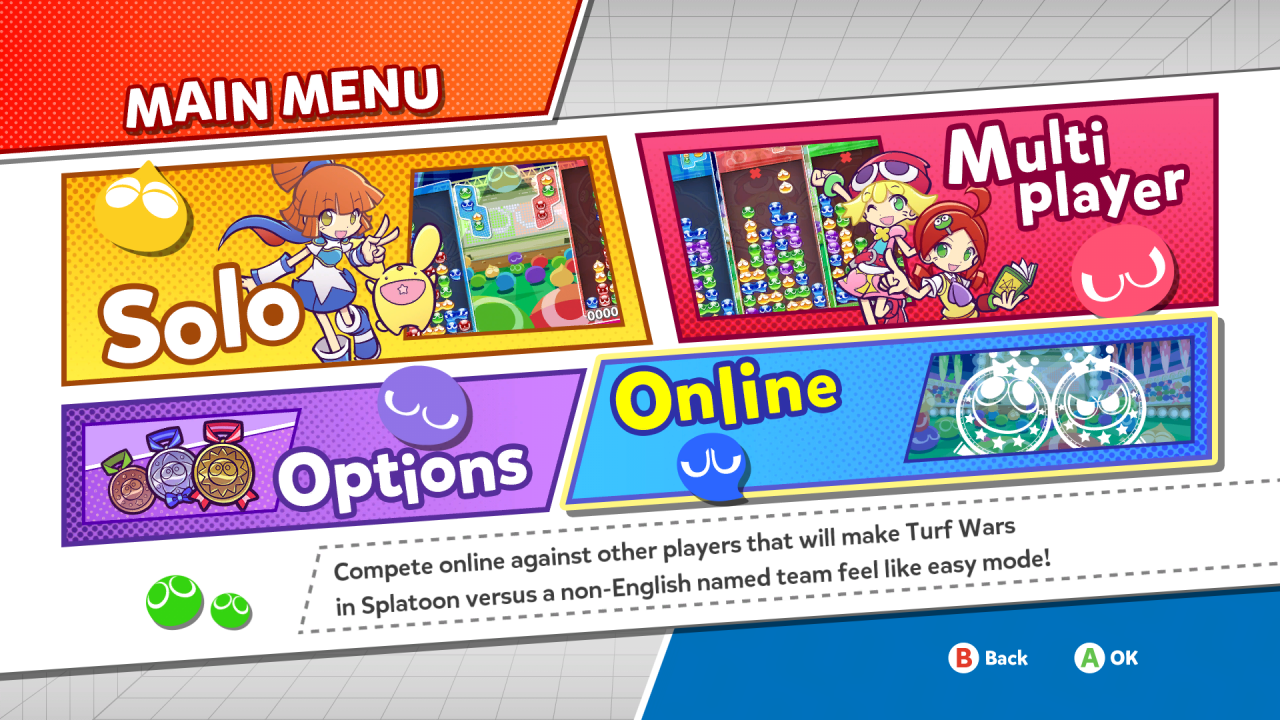 Puyo Puyo Champions: How to Edit In-game Text