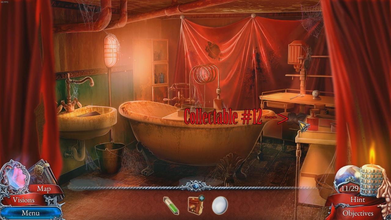 Scarlett Mysteries: Cursed Child - 100% Achievement Guide