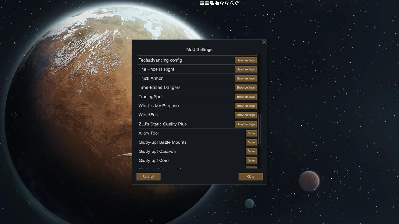 RimWorld: WorldEdit User's Manual