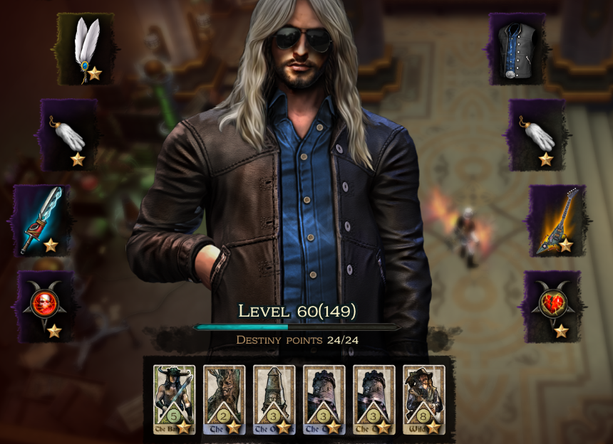 Victor Vran: Four End Game Builds