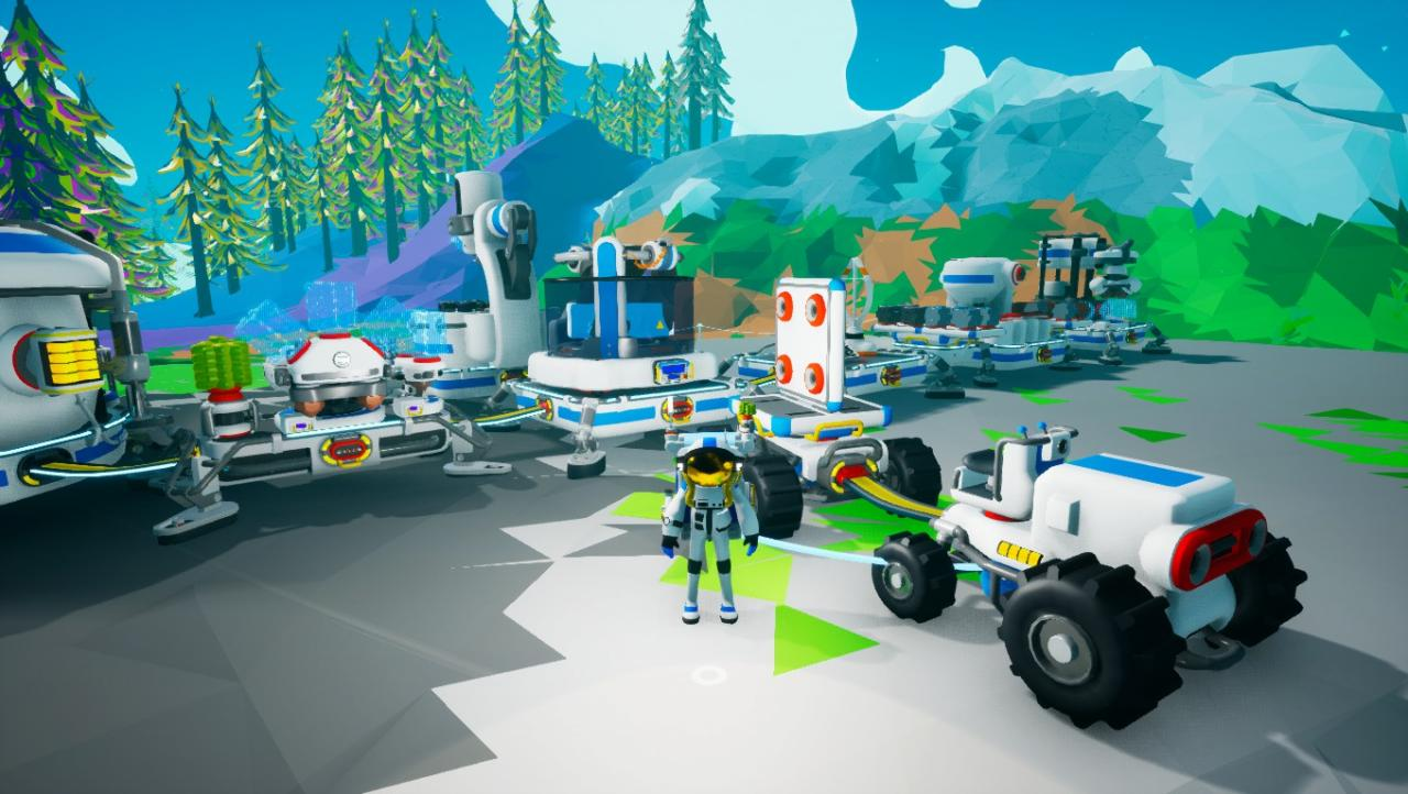 ASTRONEER: Tips to Produce & Store Power Efficiently
