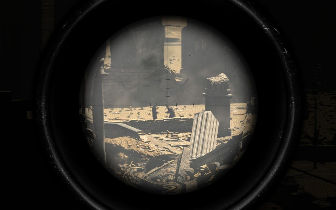 Sniper Elite V2 Remastered: Walkthrough for Prologue
