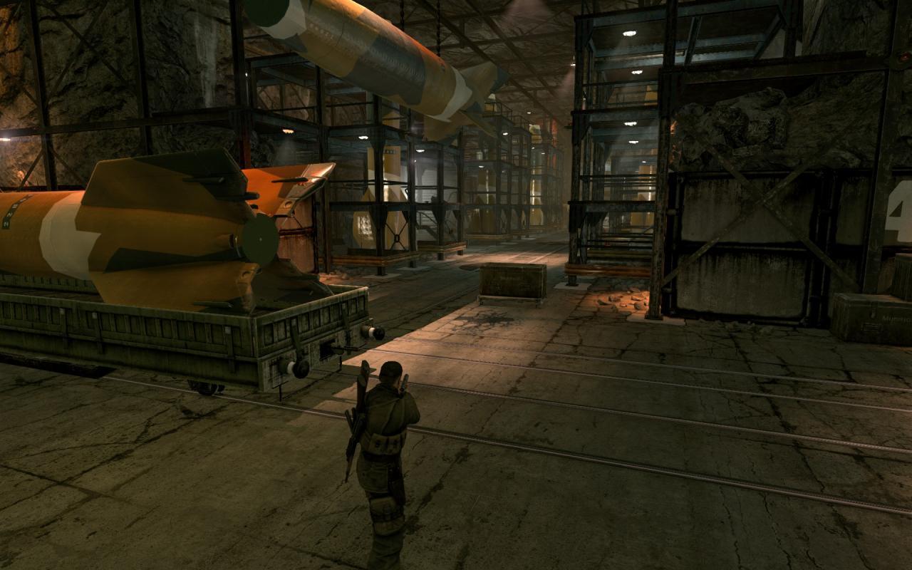 Sniper Elite V2 Remastered: Mission 2 Walkthrough