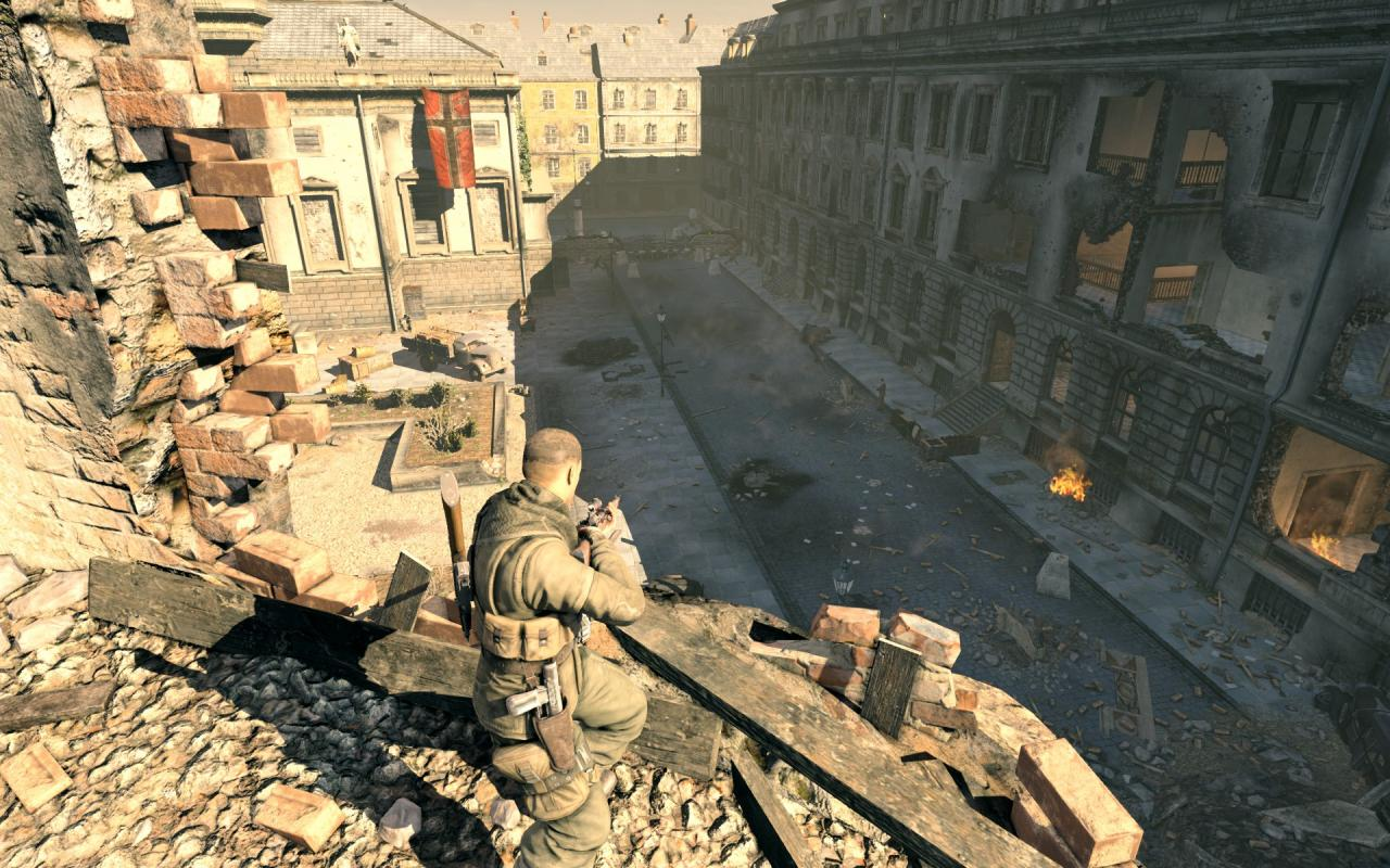 Sniper Elite V2 Remastered: Mission 4 Walkthrough