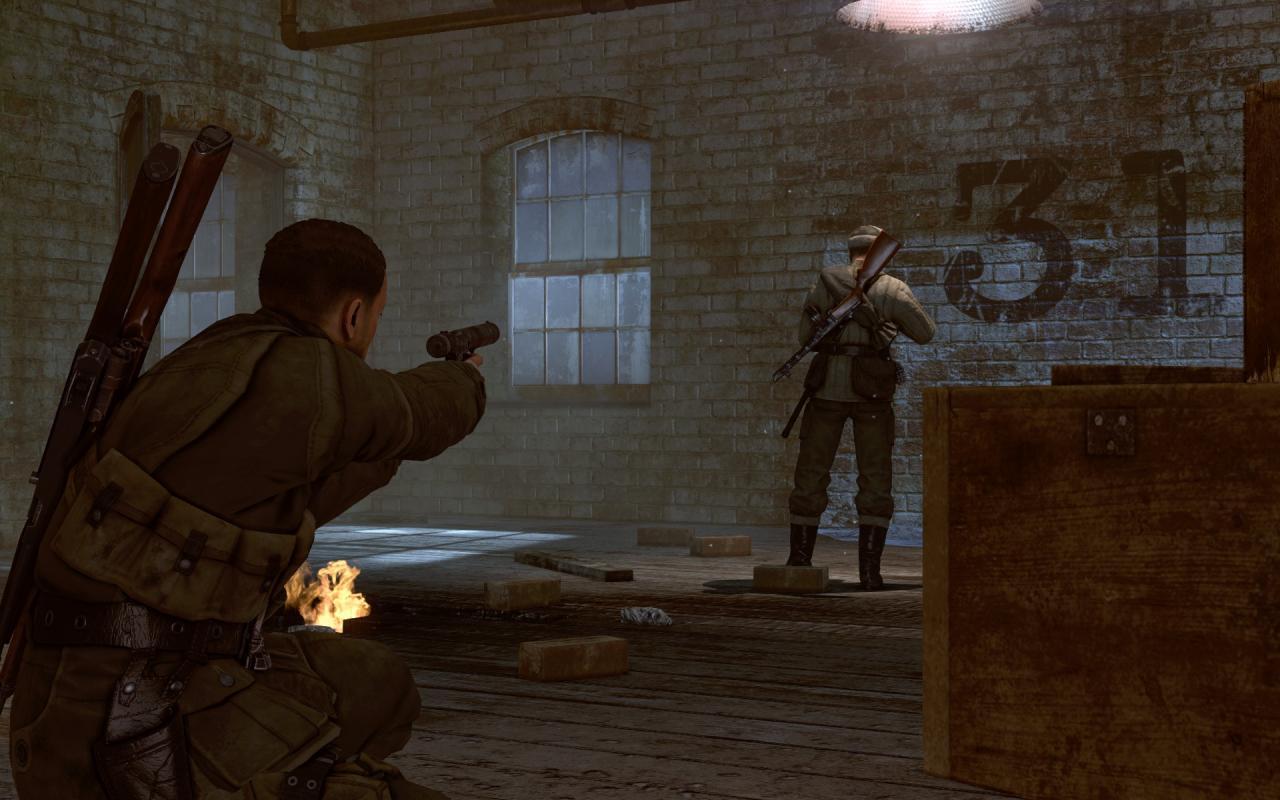 Sniper Elite V2 Remastered: Mission 6 Walkthrough