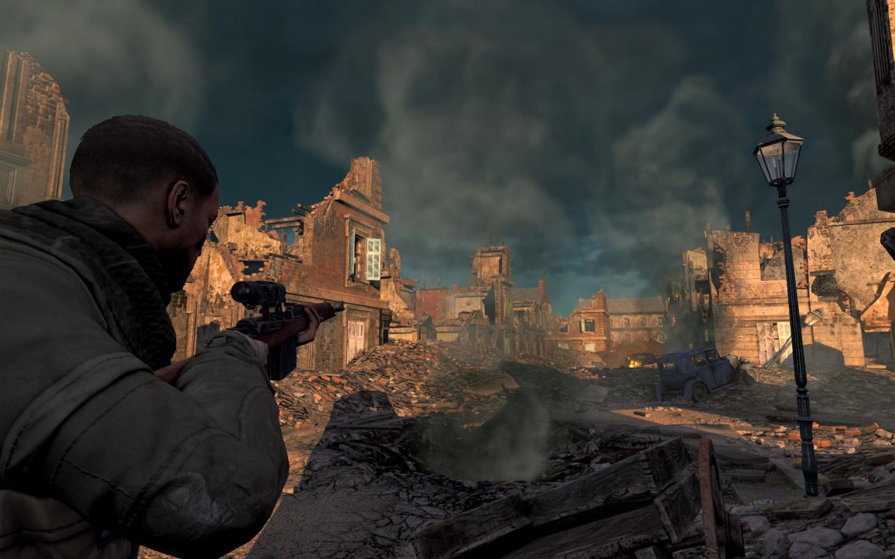 Sniper Elite V2 Remastered: Mission 7 Walkthrough