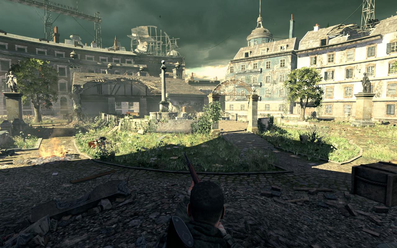 Sniper Elite V2 Remastered: Mission 8 Walkthrough