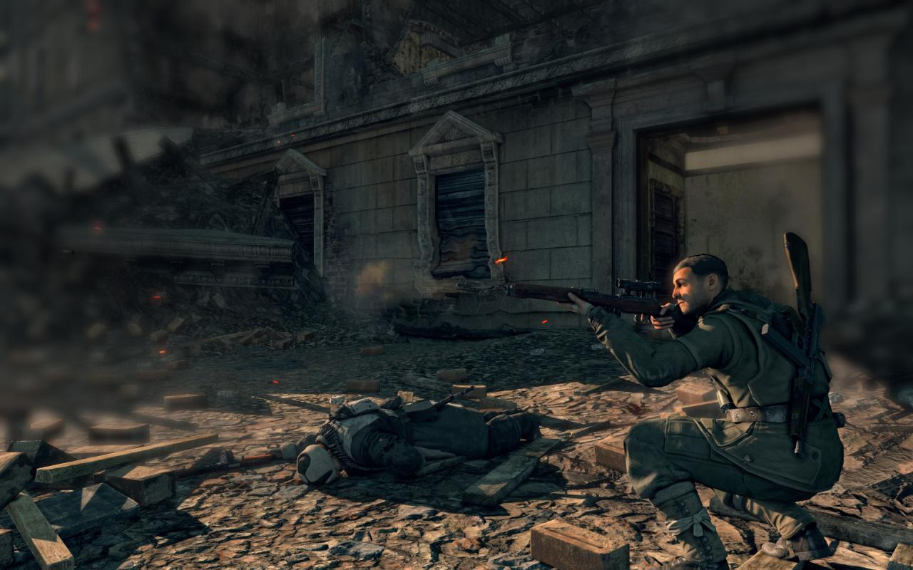 Sniper Elite V2 Remastered: Mission 10 Walkthrough