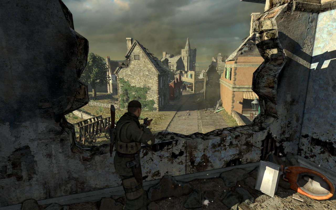 Sniper Elite V2 Remastered: DLC Mission Walkthrough