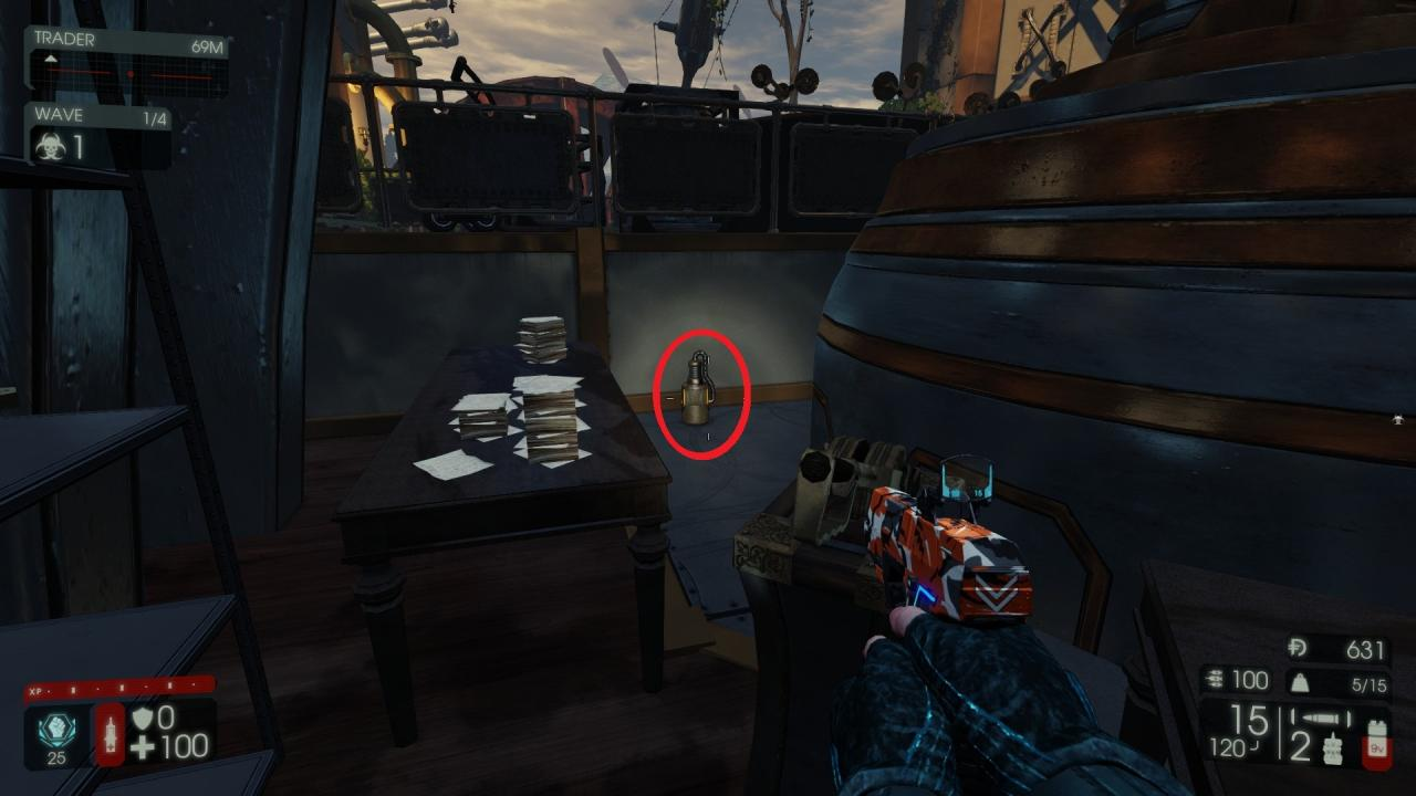 Killing Floor 2: Steam Batteries Location Guide