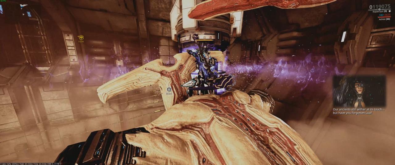 Warframe: How to Kill the Ropalolyst