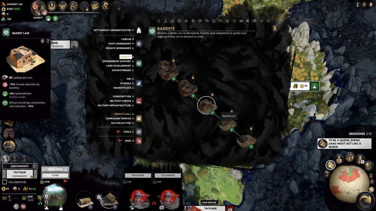 Total War: THREE KINGDOMS - 100% Achievements