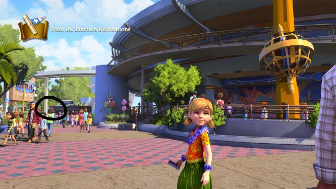 Disneyland Adventures: Hidden Mickey Sleuth in Tomorrowland