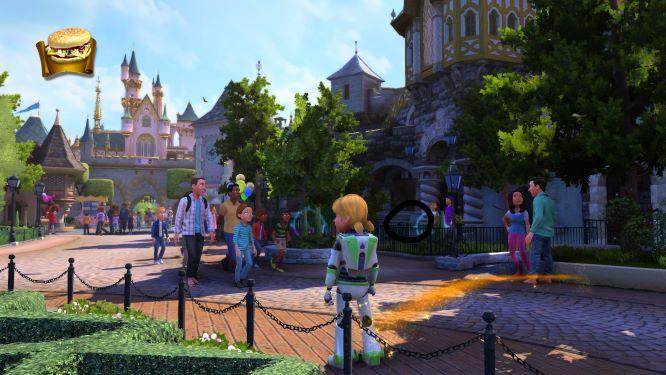 Disneyland Adventures: Hidden Mickey Sleuth in Fantasyland