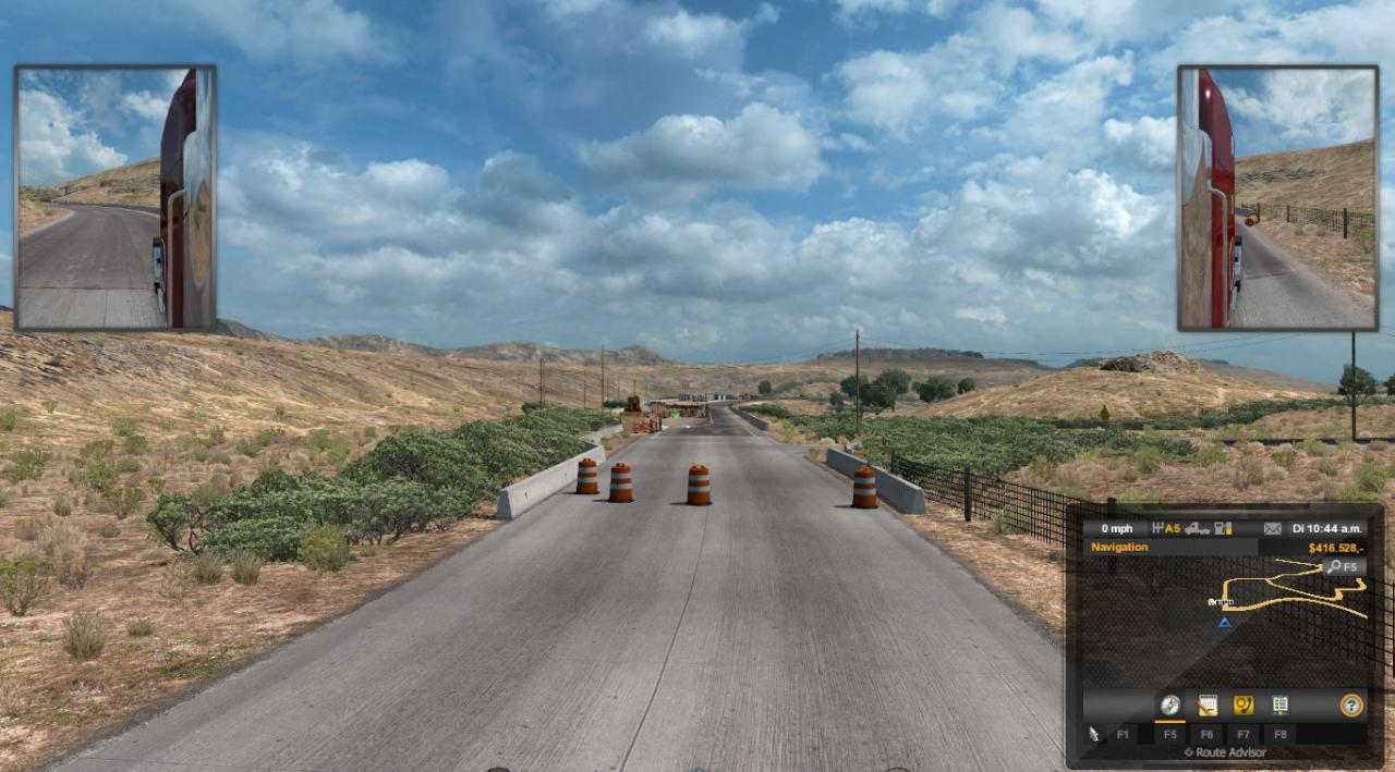 American Truck Simulator: 100% Achievements Guide