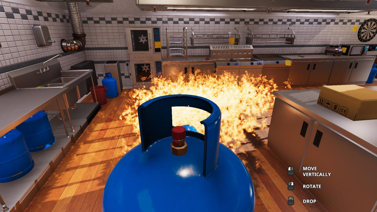 Cooking Simulator: How to Completely Ruin Your Kitchen