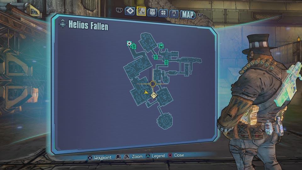 Borderlands 2: All Vault Symbols Locations - SteamAH