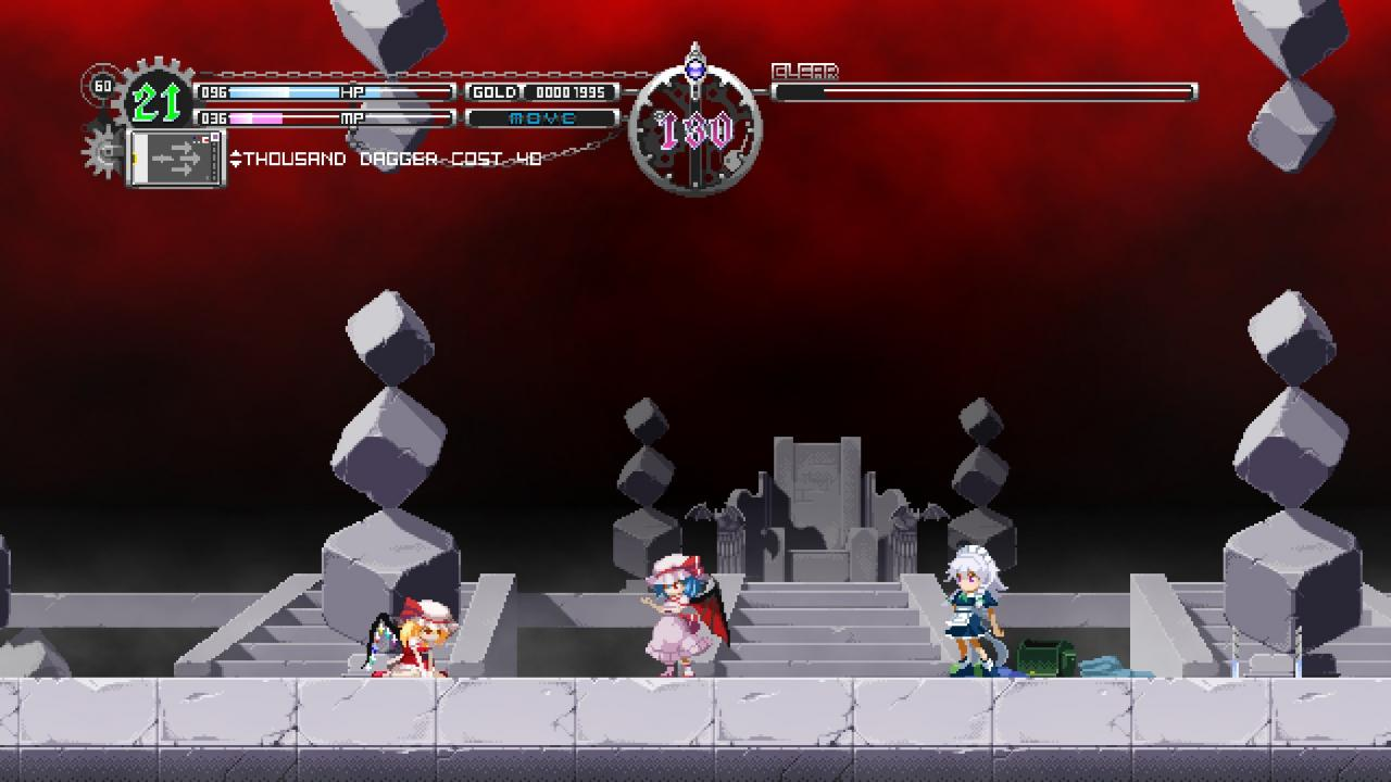 Touhou Luna Nights: Achievements Guide