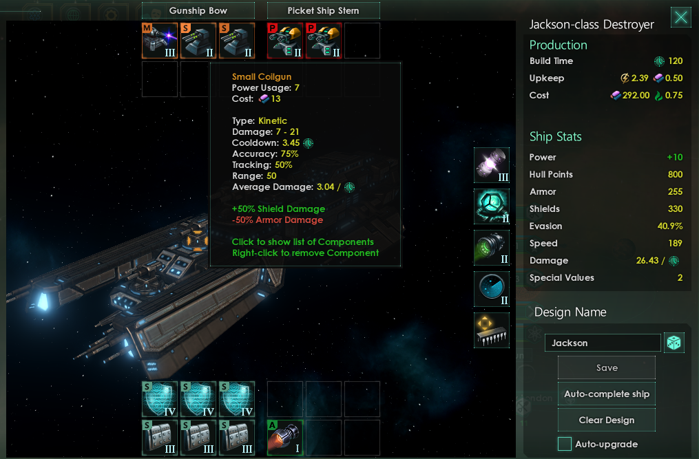 Stellaris: Combat and Ship Design Guide