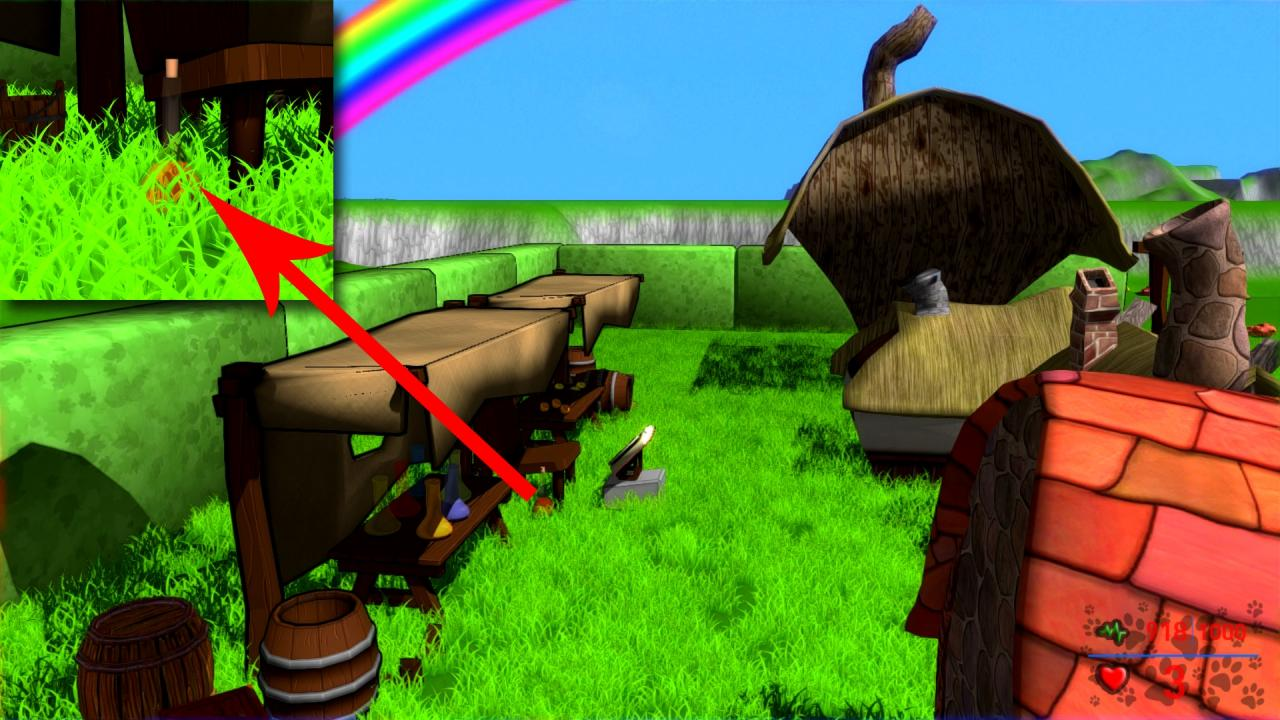 Hopper Rabbit: Hidden Collectibles and Secrets Guide