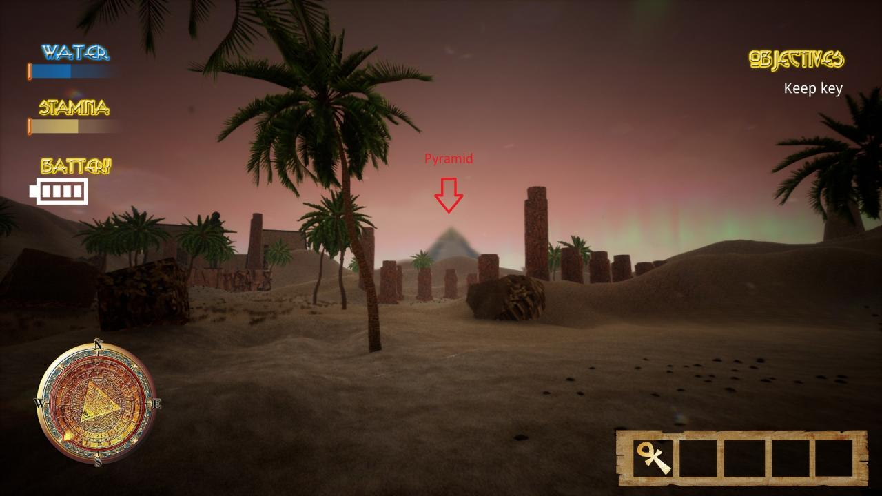 AEGYPTUS: Walkthrough and Achievements