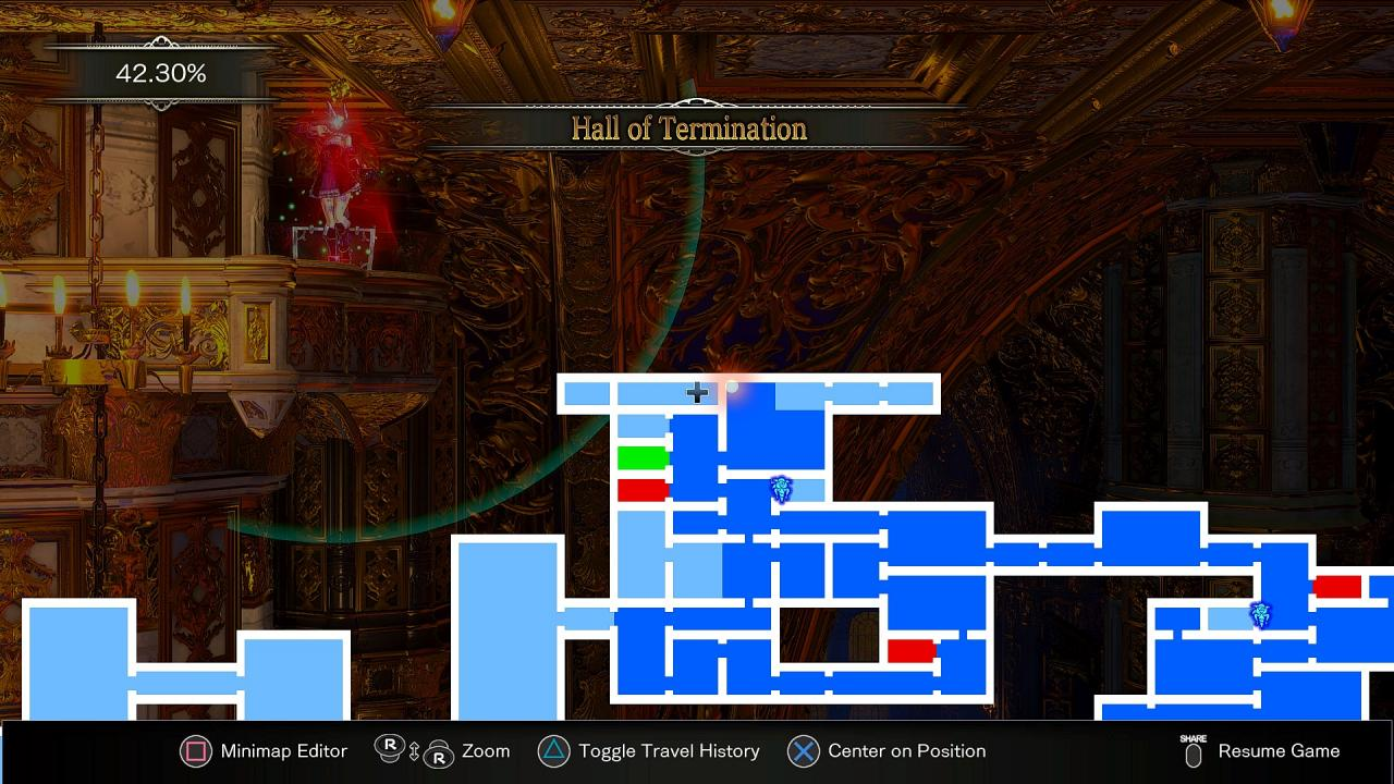 Bloodstained: Ritual of the Night - Recipes & Hairstyles Locations