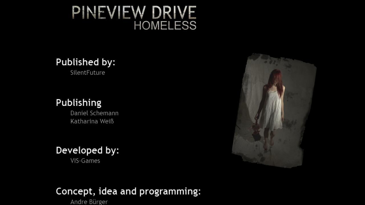 Pineview Drive - Homeless: Walkthrough and Achievements