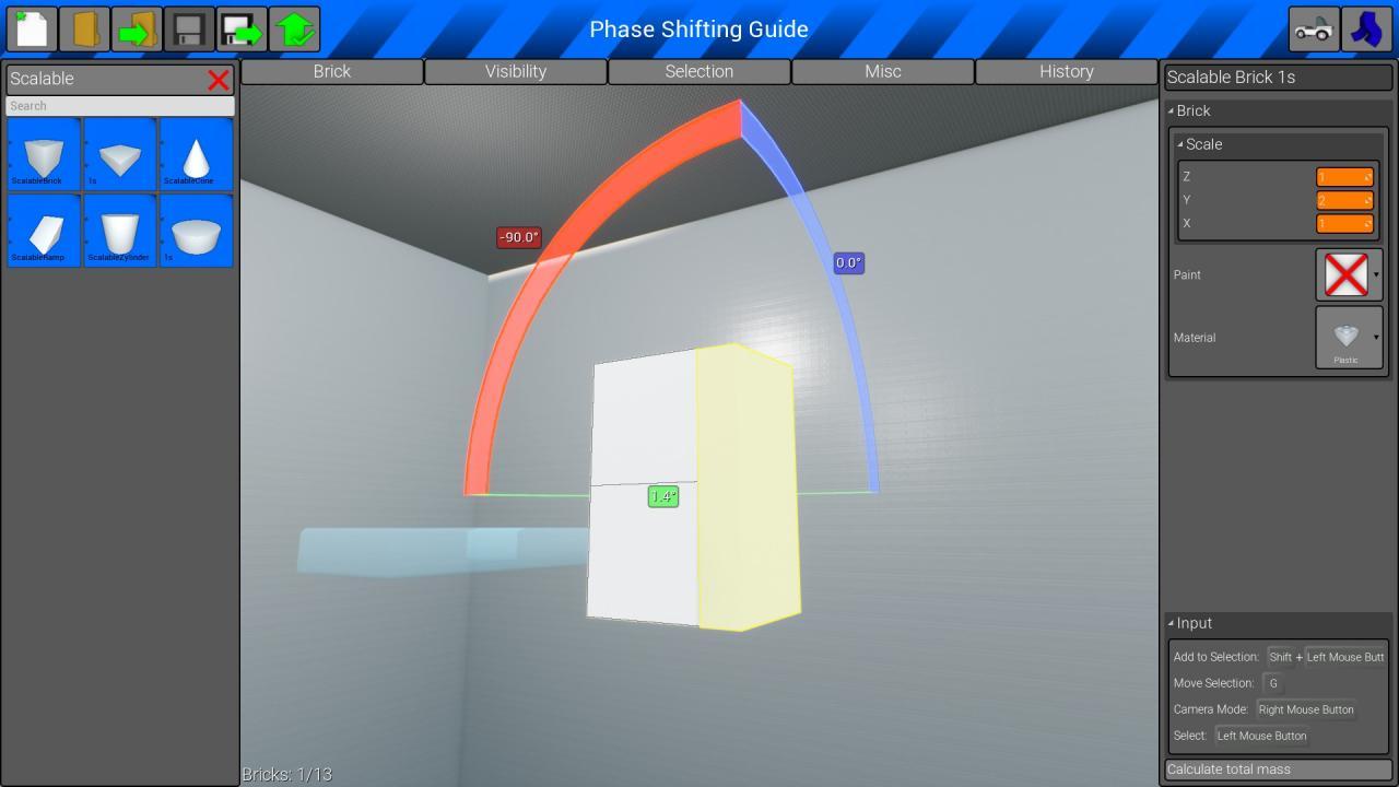 Brick Rigs: Phase Shifting Guide