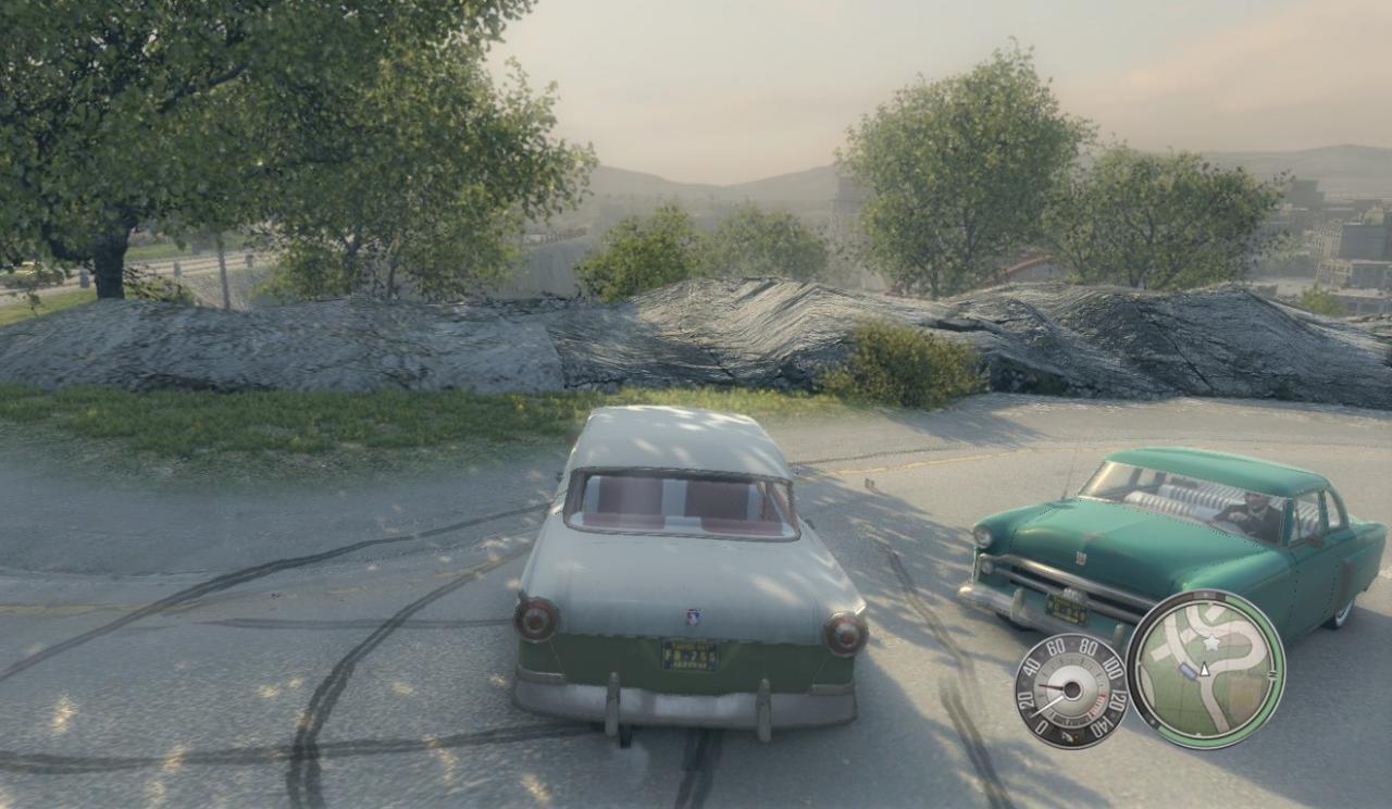 Mafia II: Car Jump Locations