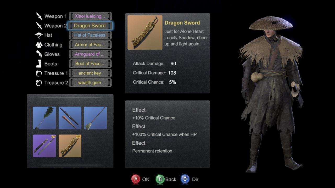 Bloody Spell: Dragon Sword Guide
