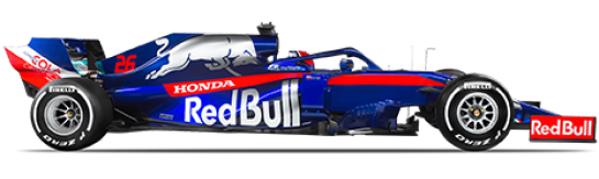 F1 2019: All Teams and Cars