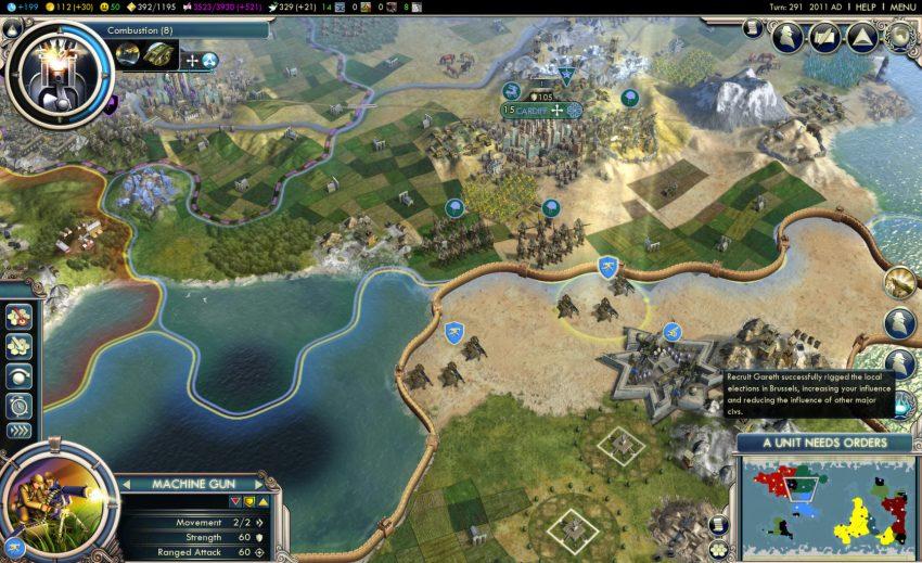 Sid Meier's Civilization V: All DLC Tier List - SteamAH