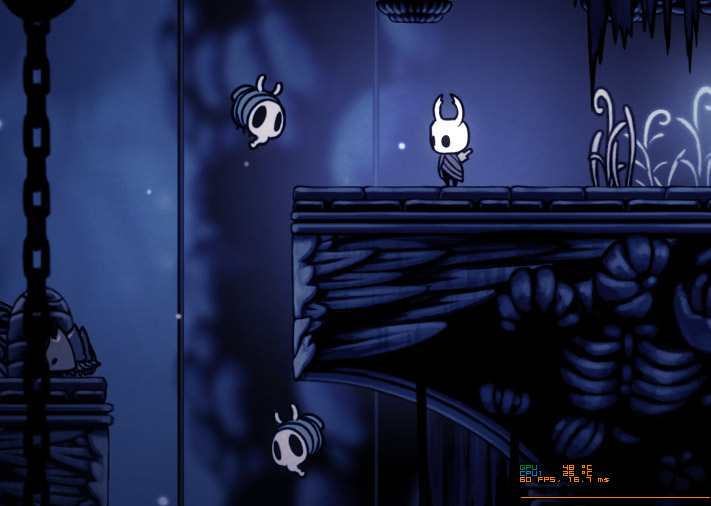 Hollow Knight: Stuttering and Tearing Fix