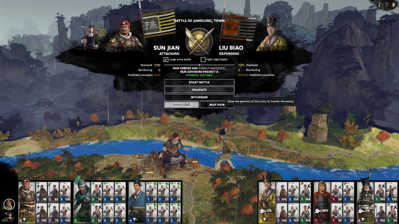 Total War: THREE KINGDOMS - Sun Jian Legendary Campaign Guide