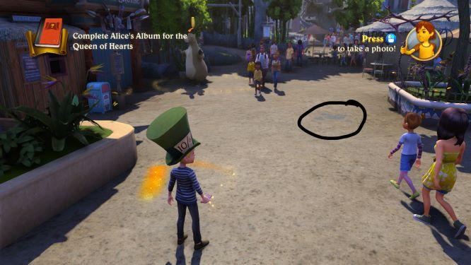 Disneyland Adventures: Hidden Mickey Guide