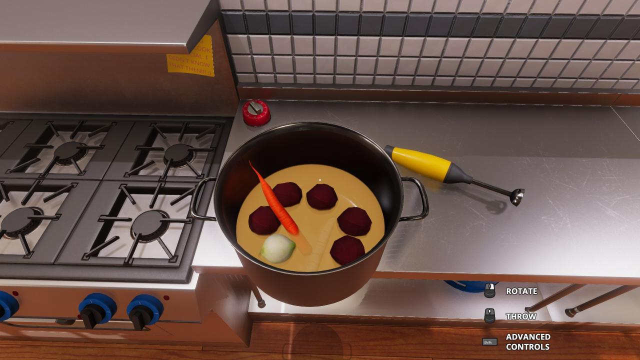 Cooking Simulator: 5 Stars Simple Ukrainian Borscht Guide