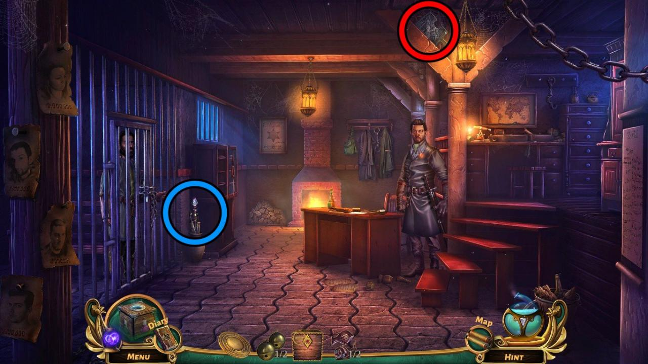 Queen's Quest 5: Symphony of Death - All Collectibles